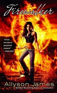 Review: Firewalker by Allyson James