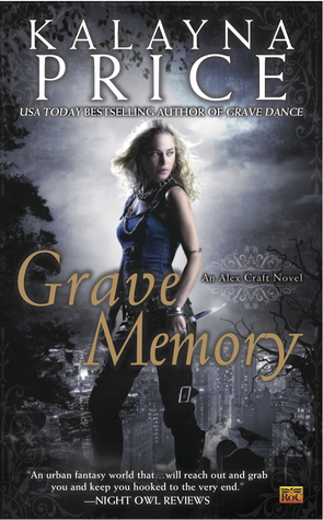 Review: Grave Memory by Kalayna Price