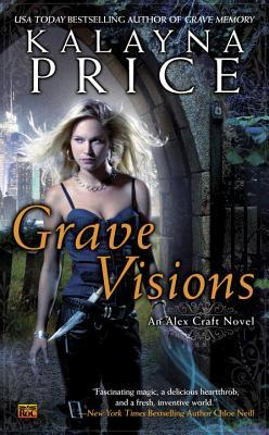 Review: Grave Visions by Kalayna Price