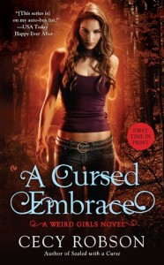 A Cursed Embrace Cover