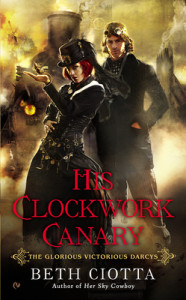 Clockwork Canary Cover