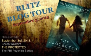 Book Blitz: The Protected by Shiloh Walker