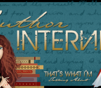 Author Interview: Lisa Shearin