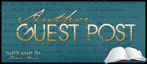 Author Guest Post: KT Grant