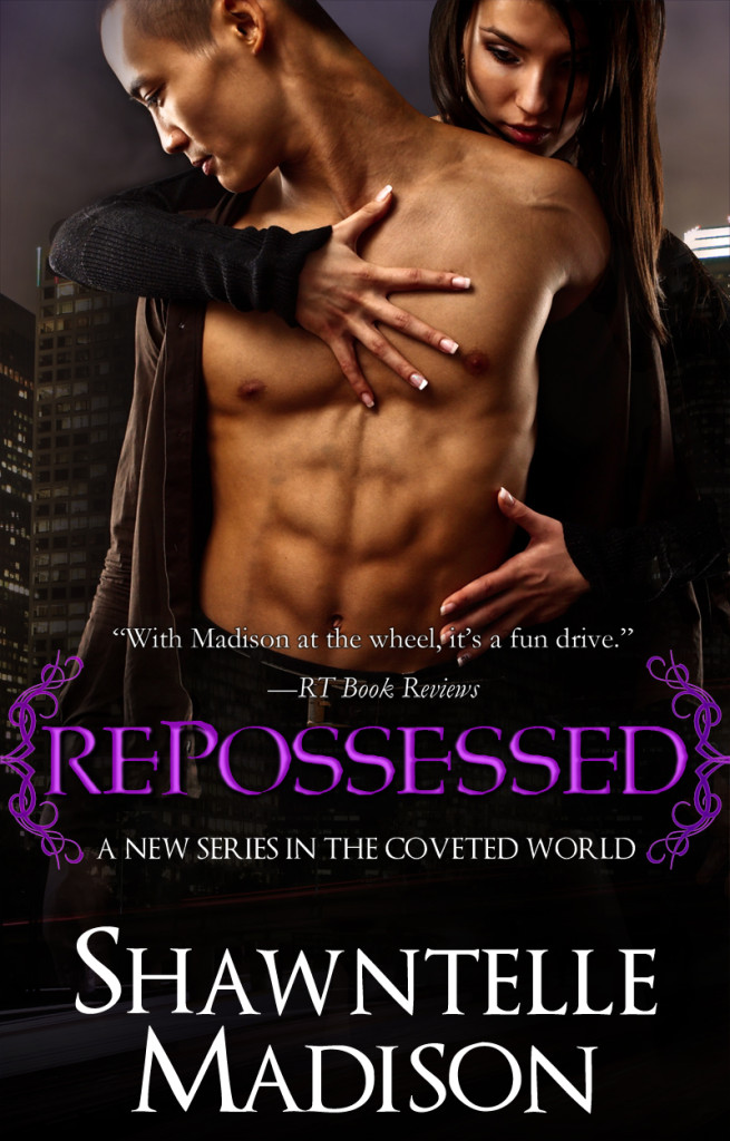 Cover Reveal & Giveaway: Repossessed by Shawntelle Madison