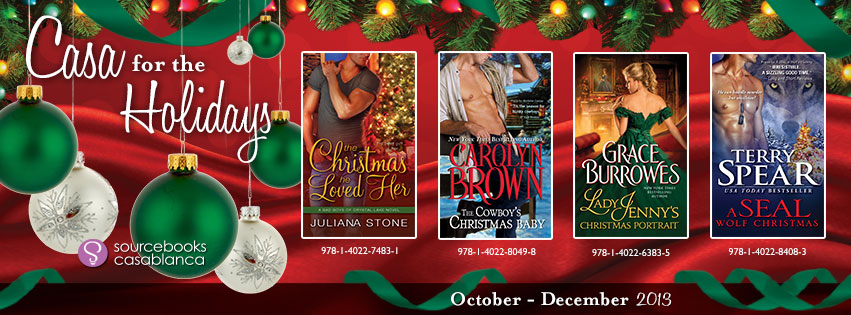 Sourcebooks Holiday Authors Guest Post