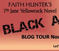 Author Interview & Giveaway: Faith Hunter