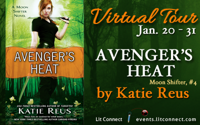 Book Spotlight Tour & Giveaway: Avenger's Heat by Katie Reus