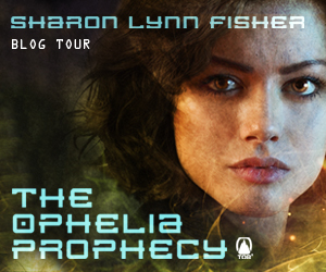 Ophelia Prophecy Blog Tour Button