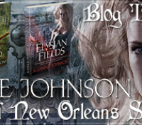 Blog Tour: Sentinels of New Orleans Series by Suzanne Johnson