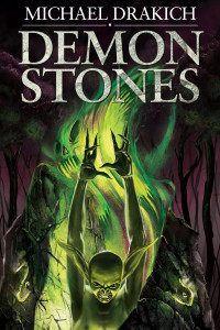 Demon Stones Cover Smashwords