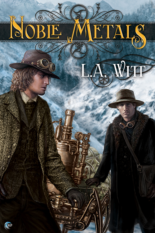 Review: Noble Metals by L.A. Witt
