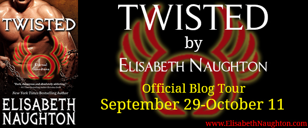 Book Spotlight Tour + Giveaway: Twisted by Elisabeth Naughton