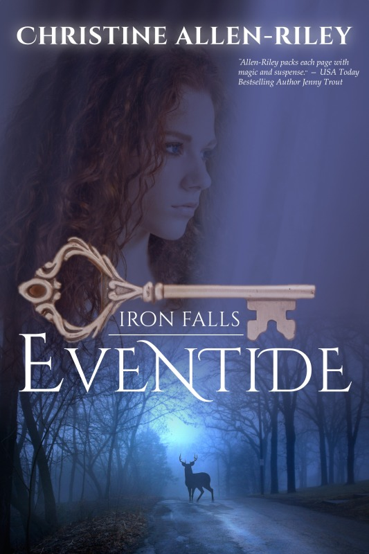 Book Spotlight: Eventide by Christine Allen-Riley