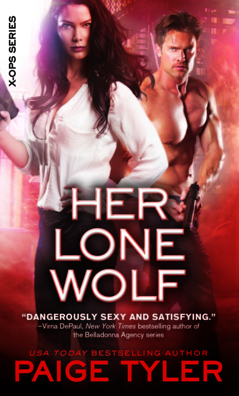 Her Lone Wolf Hi-Res