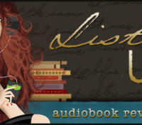 Listen Up! Audiobook Challenge Update 1st Quarter