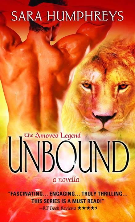 Release Day Spotlight: Unbound by Sara Humphreys