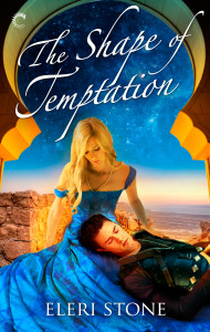 The Shape of Temptation Final Cover
