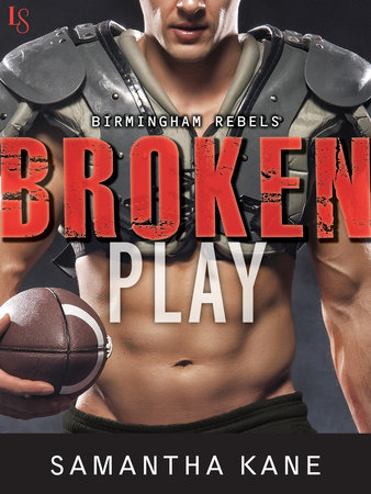 Review + #Giveaway : Broken Play by Samantha Kane
