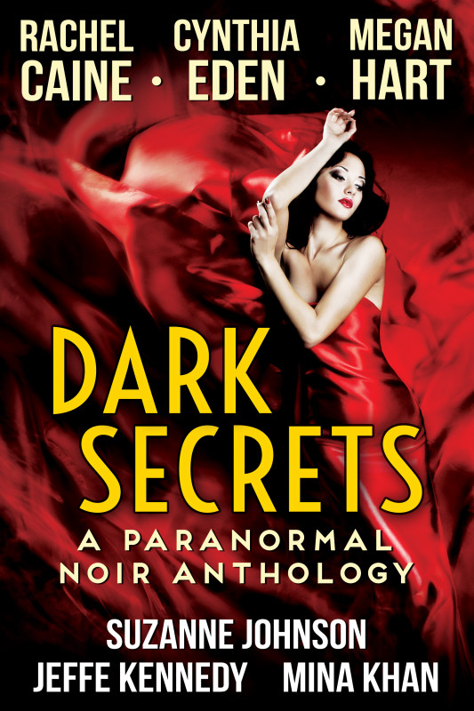 Cover Reveal: Dark Secrets Anthology