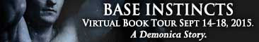 Blog Tour + Review: Base Instincts by Larissa Ione