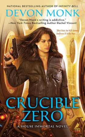 Review: Crucible Zero by Devon Monk