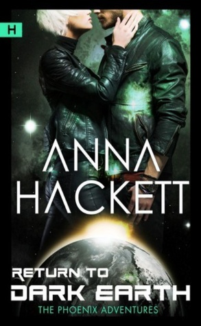 Review: Return to Dark Earth by Anna Hackett