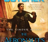 Review: The Aeronaut's Windlass by Jim Butcher