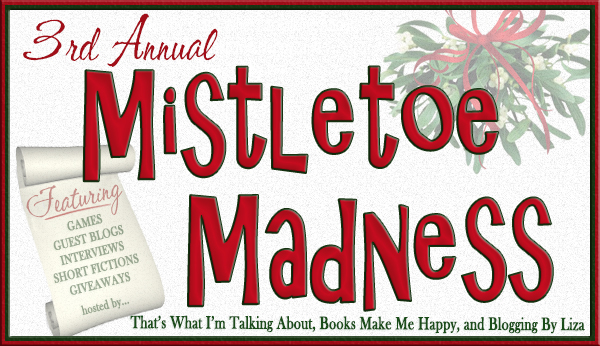 Mistletoe Madness 2015: Suzanne Johnson