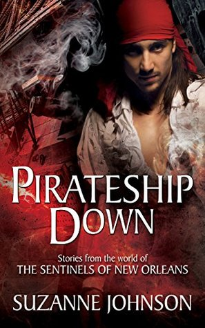Review: Pirateship Down by Suzanne Johnson