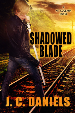 Review: Shadowed Blade by JC Daniels
