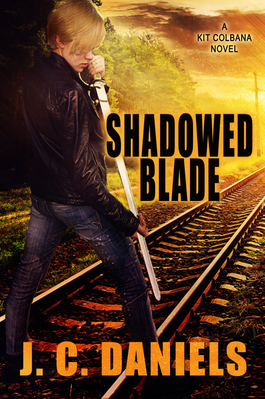 Cover Reveal: Shadowed Blade by J.C. Daniels