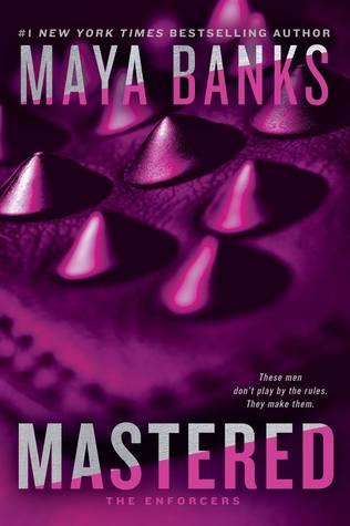 Review: Mastered by Maya Banks