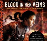 Review + Giveaway: Blood in Her Veins by Faith Hunter