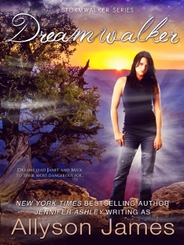 Review: Dreamwalker by Allyson James