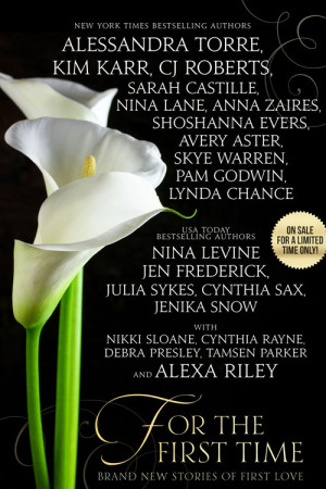 Release Day Spotlight + Excerpt: For the First Time Anthology