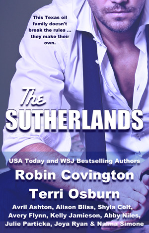 Spotlight + Excerpt: The Sutherlands Anthology