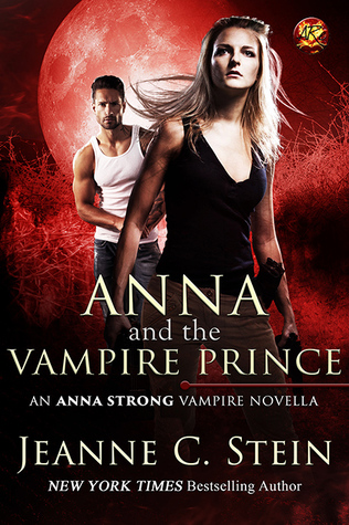 Review: Anna and the Vampire Prince by Jeanne C. Stein