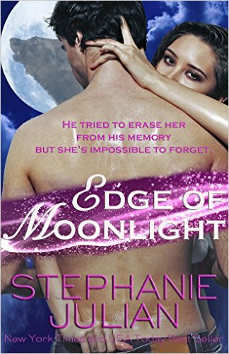 Re-release Review: Edge of Moonlight by Stephanie Julian