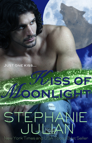 Re-release Review: Kiss of Moonlight by Stephanie Julian