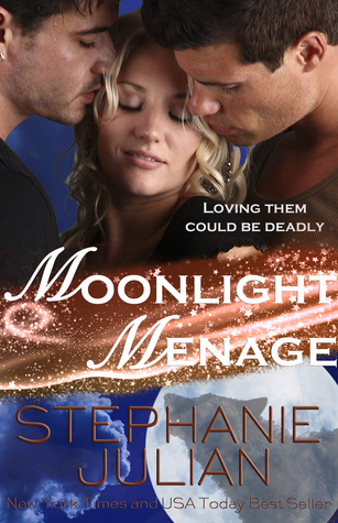 Re-release Review: Moonlight Menage by Stephanie Julian