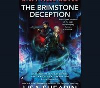 Listen Up! #Audiobook Review: The Brimstone Deception by Lisa Shearin