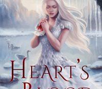 Cover Reveal + Release Day Spotlight: Heart's Blood by Jeffe Kennedy