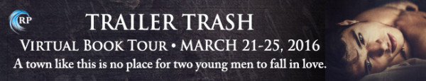 Review + Blog Tour: Trailer Trash by Marie Sexton