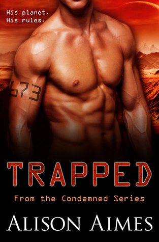 Review: Trapped by Alison Aimes