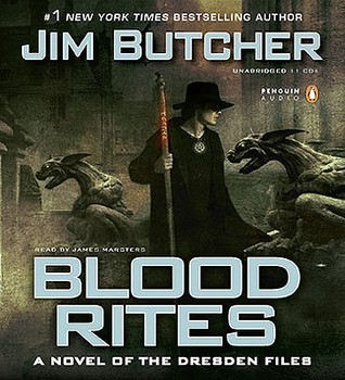 Blood Rites Audio