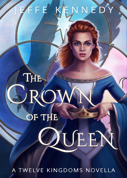 Cover Reveal: The Crown of the Queen by Jeffe Kennedy