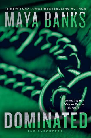 Review: Dominated by Maya Banks + #Giveaway