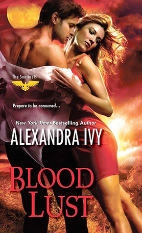 Review: Blood Lust by Alexandra Ivy