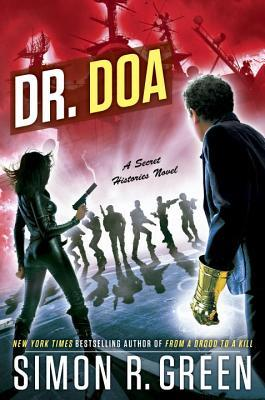 Review: Dr. DOA by Simon R. Green
